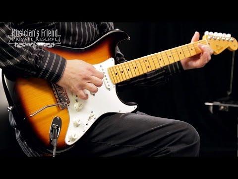 Fender Custom Shop 2015 American Custom Stratocaster Electric Guitar