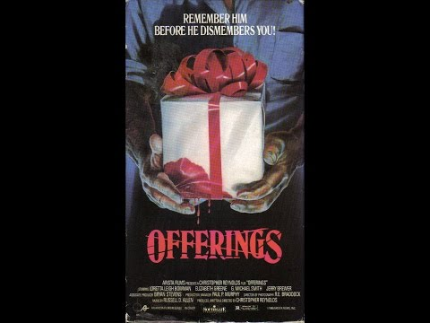 Offerings - Horror Movie Douchebag REVIEW!