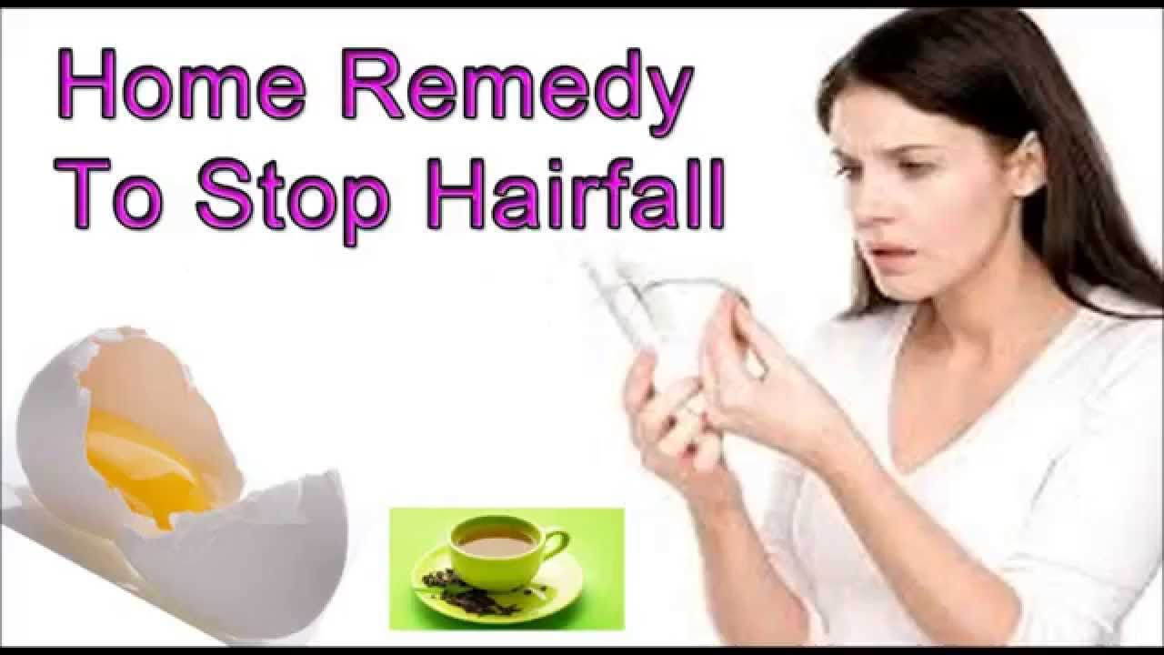 Home Remedies To Stop Hair Fall Immediately