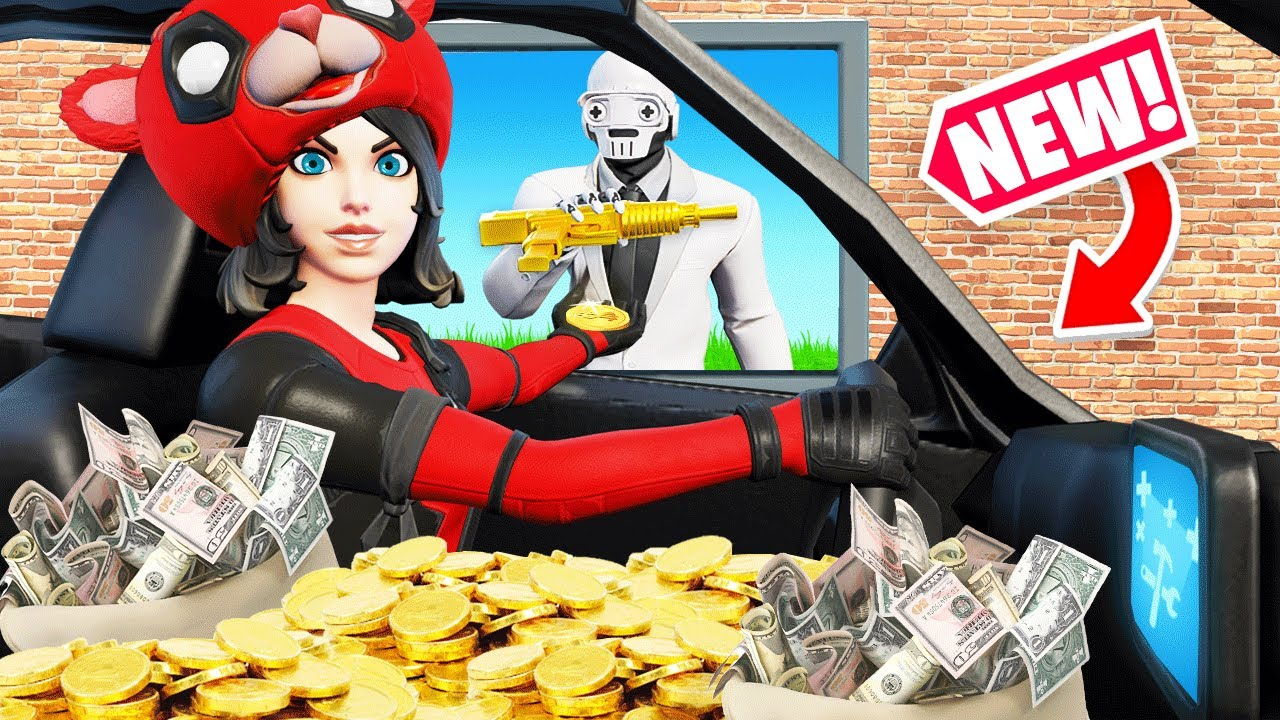 Becoming A Tycoon Billionaire In Fortnite Youtube