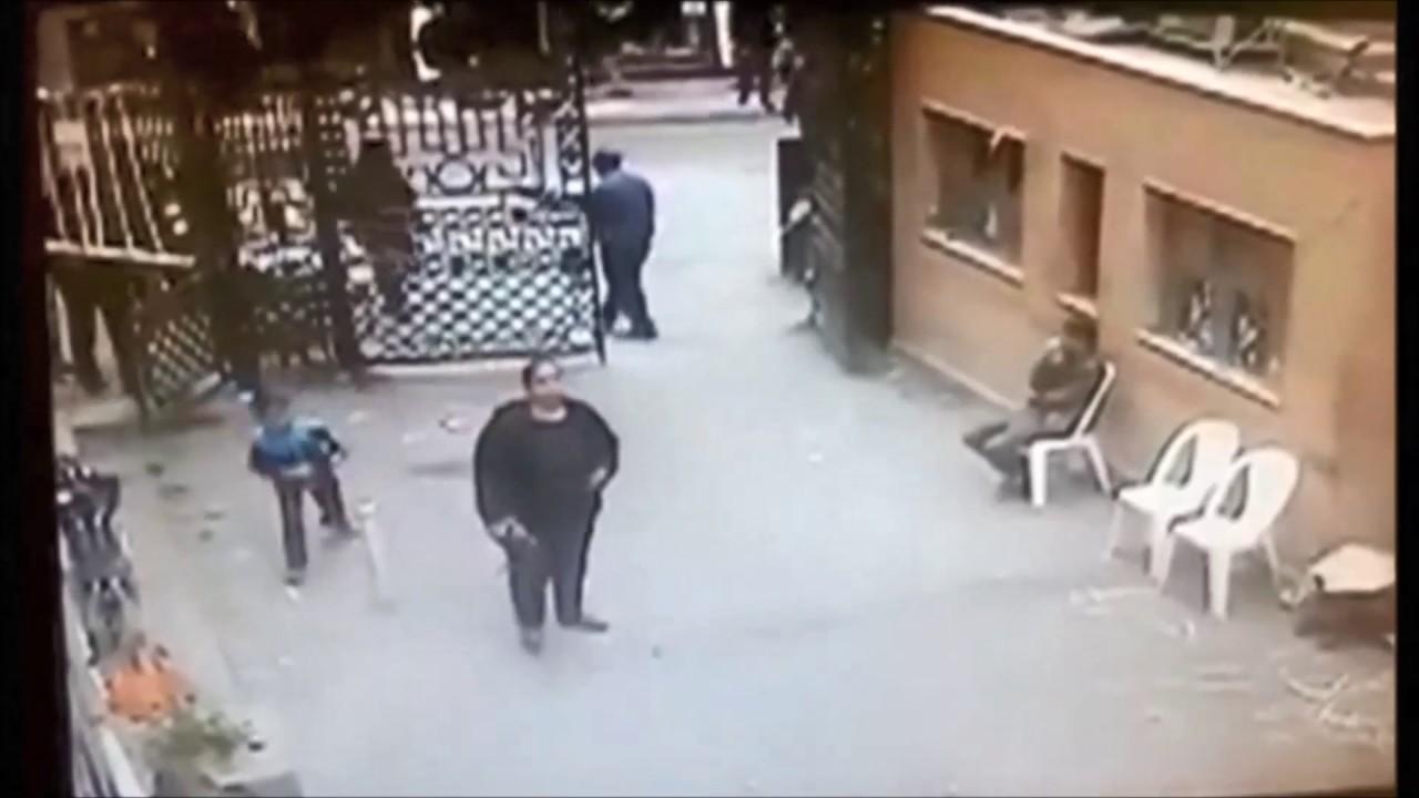 VIDEO: Asi exploto una bomba en una iglesia de cristianos