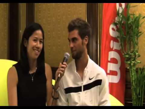 Benoit Paire Wilson interview 2010