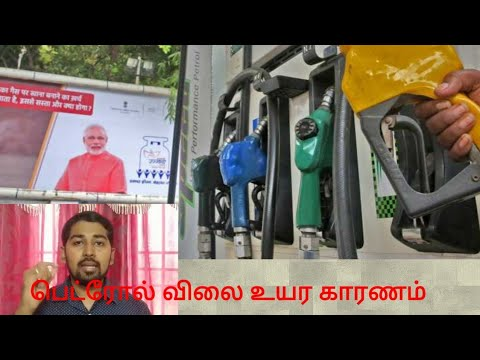 Fuel Price Hike & Fall in Rupee Value Explained in Tamil | Siddhu Mohan |