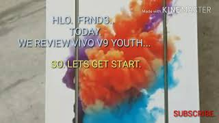 review of vivo v9 youth..