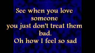Donell Jones- Where I Wanna Be with Lyrics