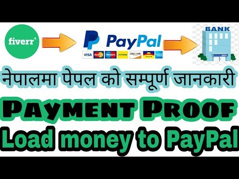 Repeat {Nepali} How to create fully verified paypal account