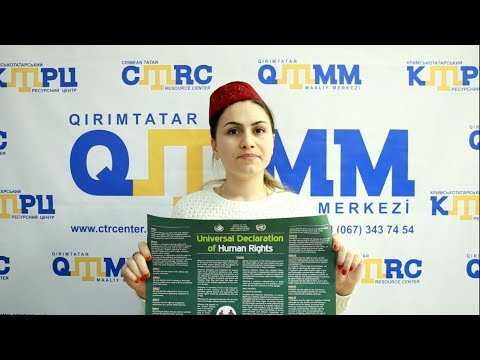 Crimean Tatars joined the Stand up for Human Rights campaign (22)
