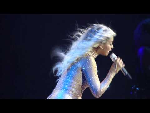 1+1 Beyonce Mrs  Carter Show 2014 London 06.03.14