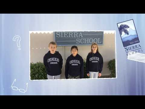 Sierra School students beautifully recite Maya Angelou's 'Human Family'