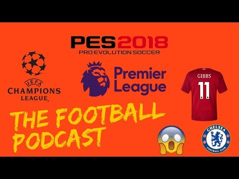 THE FOOTBALL PODCAST: ep3(KONAMI END PARTNERSHIP WITH PES