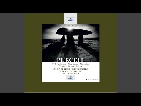 """Purcell: Dioclesian, Z.627 / Act 3 - """"When first I saw"""""""
