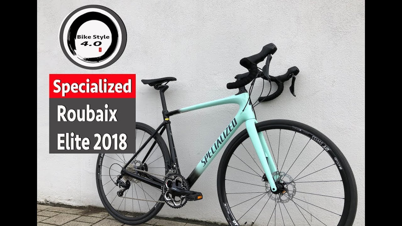2be09877bb3 Specialized Roubaix Elite 2018 - YouTube