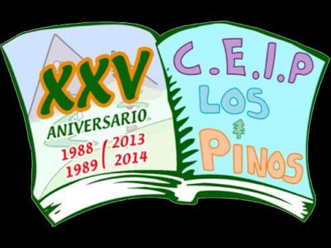 XXV ANIVERSARIO C E I P  LOS PINOS Rute