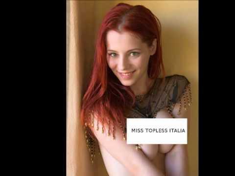 Miss Topless Italia