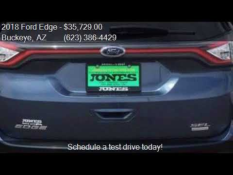 Ford Edge Sel Dr Crossover For Sale In Buckeye Az
