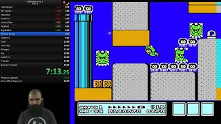 Kamikaze Bros World Record (27:02)