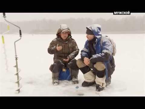 Ловля на чёртика зимой - YouTube