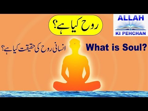 Rooh Kya Hai - Rooh ki Haqeeqat - What is Soul in Urdu - What is Soul in Islam in Urdu - Ruhani ilm