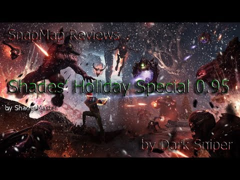DOOM SnapMap Shades' Holiday Special 0.95