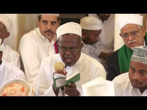 Mawlid Kijiwetanga Malindi Feb 18 2012