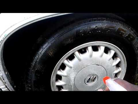 Totally awesome cleans rims and tires better then most rim and tire cleaner