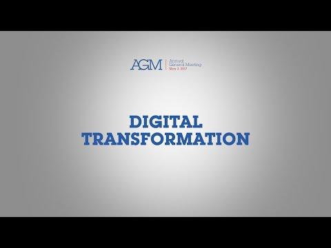 Air Liquide's 2017 Annual General Meeting - Digital transformation