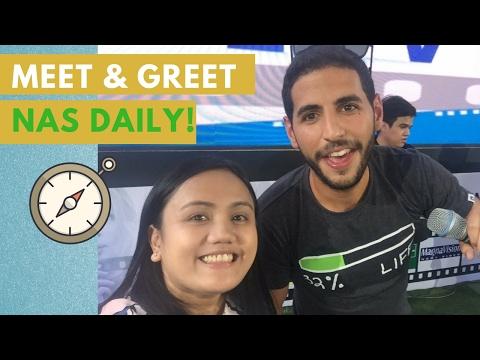 I Met NAS DAILY!