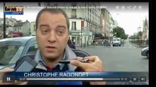 04 06 2012 Braquage à Aubervilliers