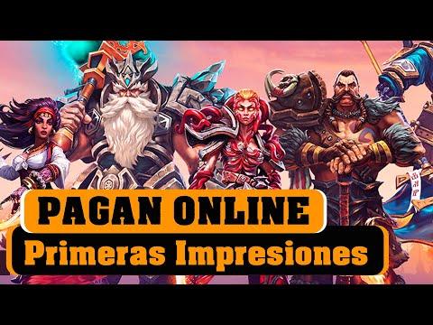 Impresiones PAGAN ONLINE - Nuevo ARPG en Acceso Anticipado