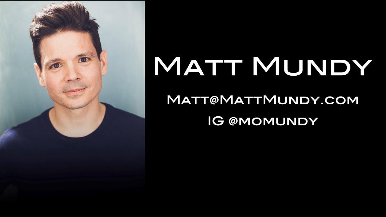 Matt Mundy Reel