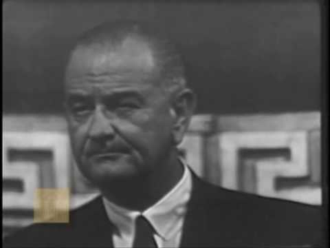 Lyndon B. Johnson-Remarks on the Signing of the Voting Rights Act (August 6, 1965)