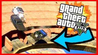 CRAZY BOWL DERBY! - GTA V INSANE GAMEMODE! (GTA 5 FUNNY MOMENTS)