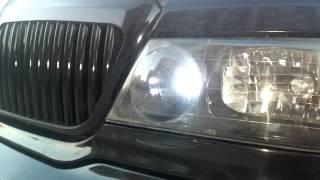 1997 Lincoln Navigator ребилд фар