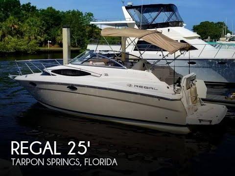 [SOLD] Used 2006 Regal 2565 Window Express In Tarpon Springs, Florida