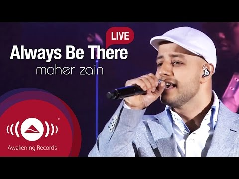 Maher Zain - Always Be There | Awakening Live At The London Apollo