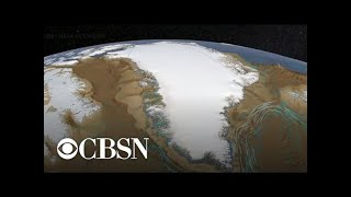 Gambar cover Melting Greenland glacier is growing again