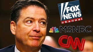 How Cable News Is Profitting Off Of James Comey