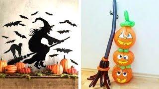 👻 6 Идей, Как Украсить Комнату На Хэллоуин 🎃 Своими Руками