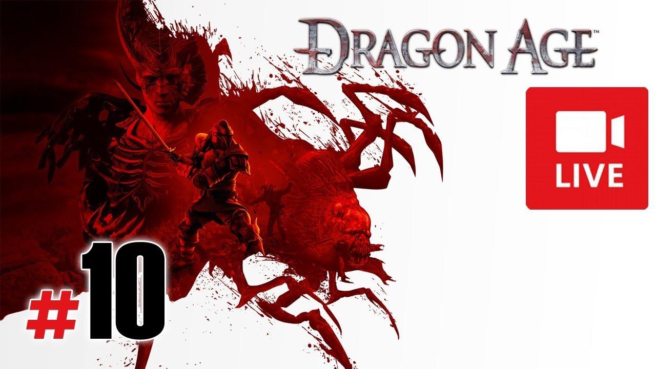 """[Archiwum] Live – Dragon Age: Początek (4) – [2/2] – """"Lothering i szaleńcy"""""""