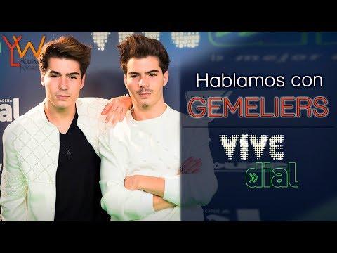 VIVE DIAL 2017   Gemeliers: «Estamos deseando conocer a las Gemeliers de Latinoamérica»