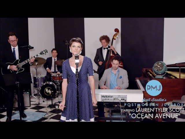Ocean Avenue - Yellowcard ('60s Style Cover) ft. Lauren Tyler Scott