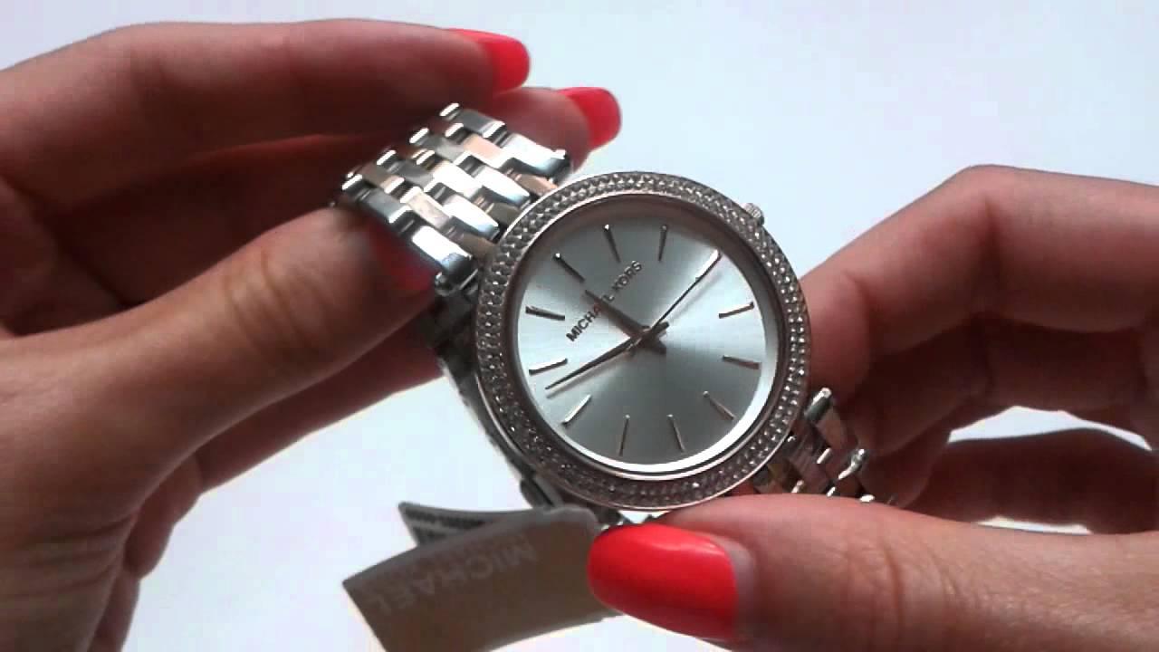 c713cf2e495 dámské hodinky MICHAEL KORS MK3203 - YouTube