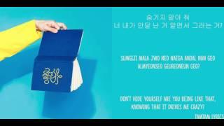 She Is - Jonghyun Lyrics [Han,Rom,Eng]