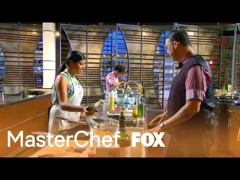 Hetal And Stephen Check-In | Season 6 Ep. 9 | MASTERCHEF