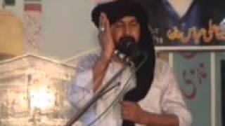 Zakir syed mushtaq shah