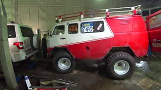 41 Колеса на Буханке. Дрифт Подвеска для НИВЫ. Новая Toyota
