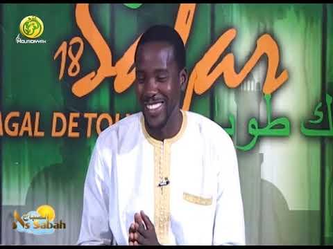 As Sabah Sur Al Mouridiyyah Tv: Emission Matinale Du Mercredi 01 Janvier 2020