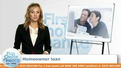 Reasons for using a homeowner loan