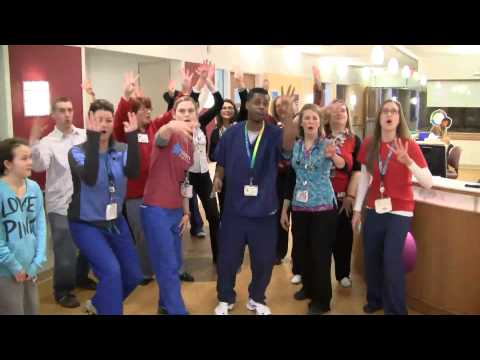 Children's Hospital of Wisconsin staff performs rap about Parents magazine ranking