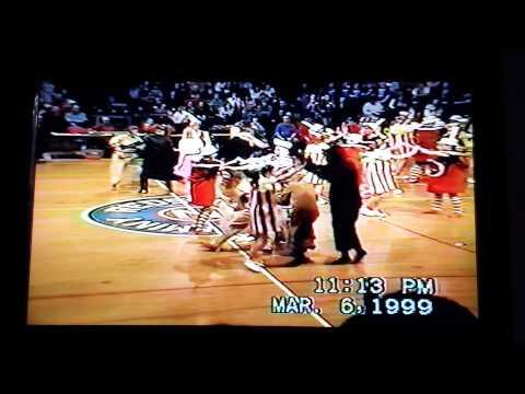 Neshaminy High School, Gym Night 1999- Red Seniors